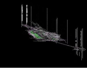 Видео 3D модель шахты