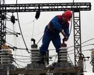 Отключение Украинских шахт от электричества