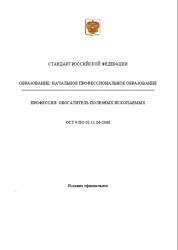 Профессия: Обогатитель полезных ископаемых. Стандарт Российской Федерации