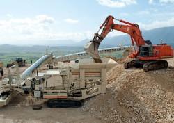 Компания Metso сокращает рабочих своего горного подразделения