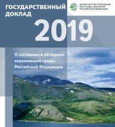 О состоянии и об охране окружающей среды Российской Федерации (проект доклада)